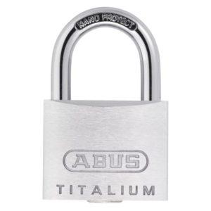 Abus Hangslot Titalium 64ti/40 40x62x 15mm