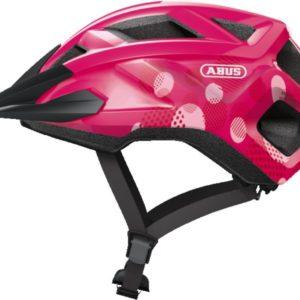 Abus Helm Mountz Fuchsia Pink M 52-57