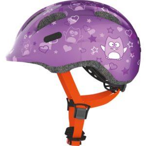 Abus Helm Smiley 2.0 Purple Star S 45-50