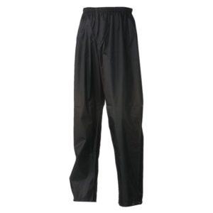 Agu basic rain pants black l