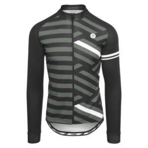 Agu Shirt Lm Amaze Black/Grey M