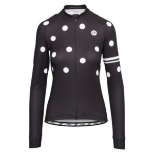 Agu Shirt Lm Dot Dms Black Xs