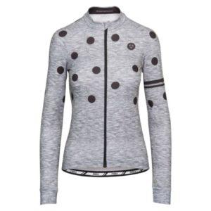 Agu Shirt Lm Dot Dms Melange Gr L