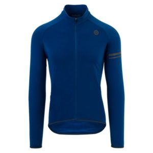 Agu Shirt Lm Ess Thermo Blue Rebel S