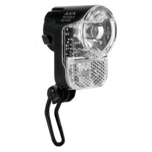 Axa Led Lamp Voorlicht 6-42v E-Bike Pico30-E 30 Lux On/Off
