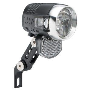 Axa Led Lamp Voorlicht Blueline 50 Steady Auto Naafdynamo