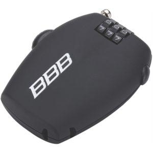 BBL-53 Fietsslot MiniCase 1.6mmx670mm Zwart