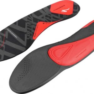 Bg Sl Footbed + Red 40-41