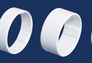 BHP-36 Spacers LightSpace 5/10/15/20mm 1.1/8 Inch Wit