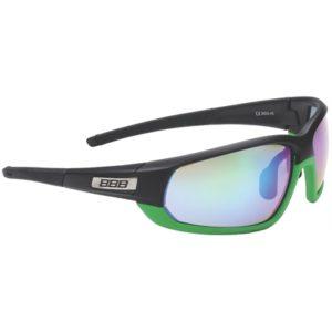 BSG-45 Sportbril Adapt Fullframe Groen/MLC Mat Zwart/mat Groen