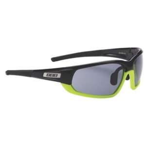 BSG-45 Sportbril Adapt Fullframe Zwart/neon Geel