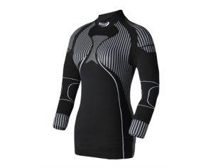 BUW-16 Onderkleding ThermoLayer L.m. Woman XS/S Zwart