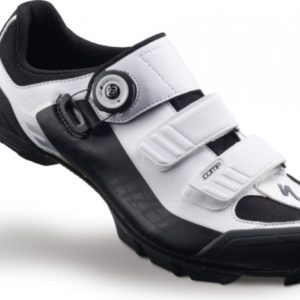 Comp Mtb Shoe Wht/blk 46/12.25