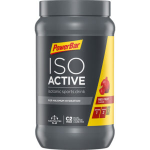 Drinks ISOACTIVE Red Fruit Punch 600 g