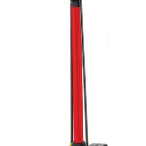 LEZYNE MACRO FLOOR DRIVE DIGITAL ABS-1 RED
