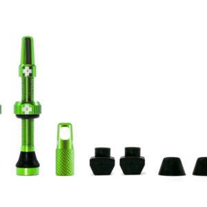 Muc-off tubeless valve kit universeel 44mm green