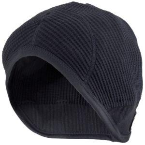 Muts winter helmcap skull fleece zwart s/m