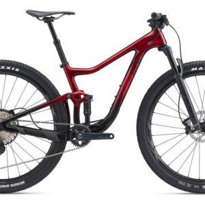 Pique Advanced Pro 29 2 L Metallic Red