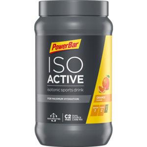 PowerBar IsoActive Drink - Jar 1320 (1 pot 1320g) - Orange