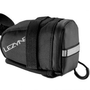 LEZYNE S-CADDY STRAP 0.5L BLACK/BLACK