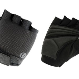 Agu handschoen essential super gel black m