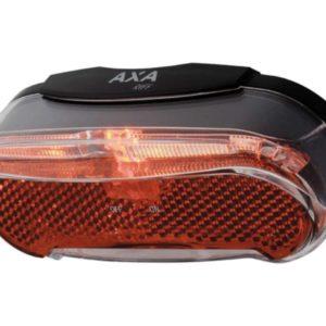 Axa Led Lamp Achterlicht Riff On/Off Batterij 50-80mm