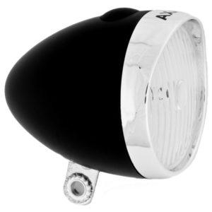 Axa Led Lamp Voorlicht 4 Lux Tour Classic Batterij Zwart