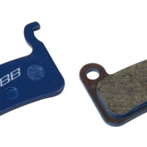 BBS-54 Remblokken DiscStop Comp.Shim.XTR-XT-LX Blauw