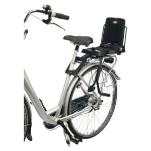 Bobike achterzitje junior drager urban black