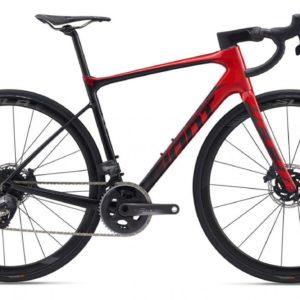 Defy Advanced Pro 1 L Metallic Red