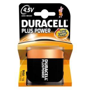 Duracell Batterij Plus Power 4,5v (1)