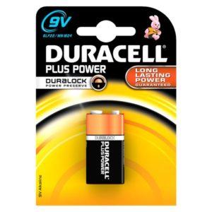 Duracell Batterij Plus Power 6lr61 9v (1)