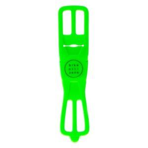 Finn Smartphonehouder Siliconen Groen