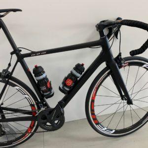 Shimano road race carbon ultegra, black