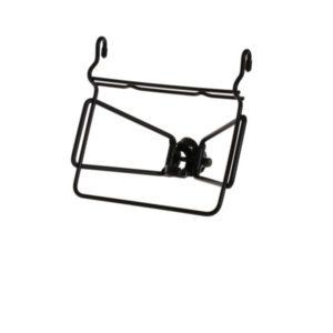 Steco manddrager m/strop 25 mm zwart