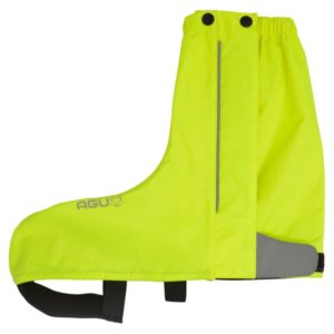Agu bike boots reflection short neon yellow s (38/