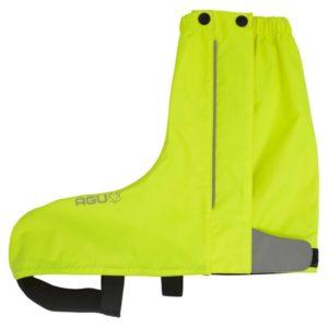 Agu bike boots reflection short neon yellow xxl (4