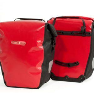 Back-Roller City QL1 40 L red/black
