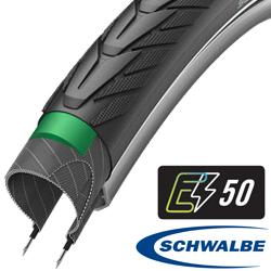 28x1.75 Energizer Plus zwart/bruin RS 11159042 Sch