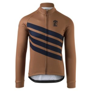 Agu shirt lm six6 classic brown l