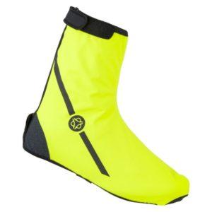 Agu tech rain bike boots commuter hi-vis neon yell