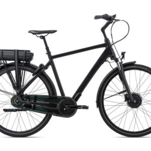 Ease-E+ 1 GTS-WOB 25km/h L Metallic Black