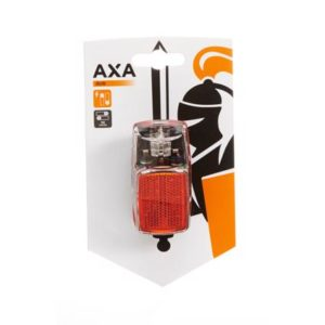 Axa achterlicht Run batterij spatbord