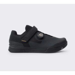 Crankbrothers schoen mallet boa zwart / goud 44