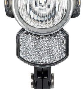 Axa koplamp Blueline switch aan/uit dynamo 50 lux