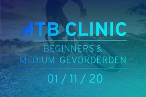 MTB Clinic voor beginner in Almere